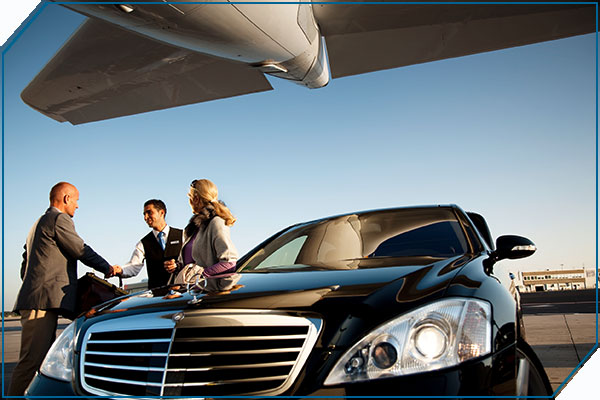 Raleigh airport car service
