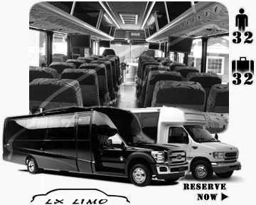Motor coach Bus rental in Raleigh, NC