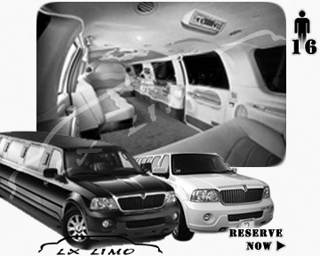 Navigator SUV Raleigh Limousines services