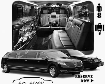 Limo from Raleigh airport