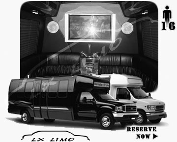 Raleigh Party Bus rental