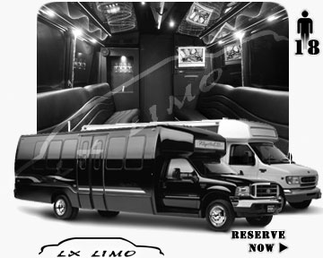 Raleigh Party Bus Service
